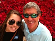 Bob and Abbey at Disney
