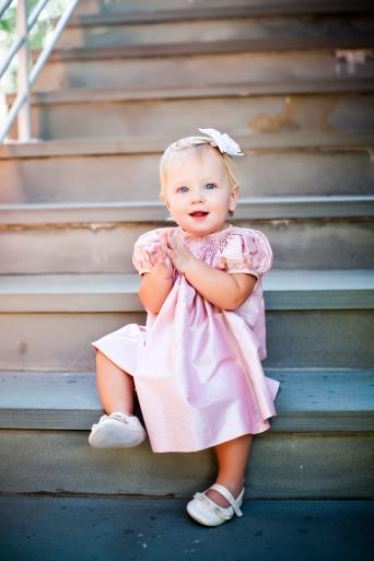 Harper Anne Schmidt was born on June 30, 2012