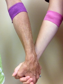 Hand in Hand on our Journey with Lyme